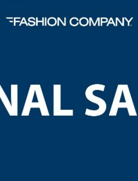 Finalno sniženje u prodavnicama Fashion Company