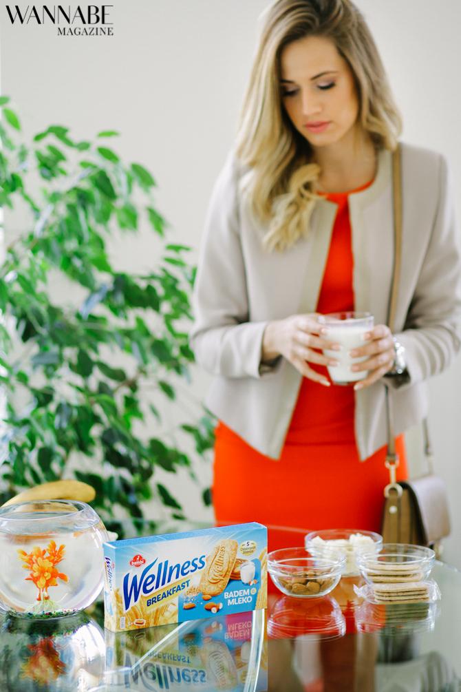 Wellness breakfast 41 Savršen doručak za tvoj svaki dan: Wellness Breakfast