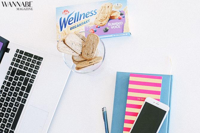 Wellness breakfast 91 Savršen doručak za tvoj svaki dan: Wellness Breakfast