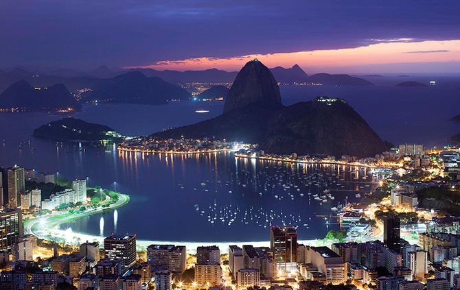 brazil city at night wallpaper 3 KVIZ: Koji Olimpijski sportista je tvoj muškarac iz snova?