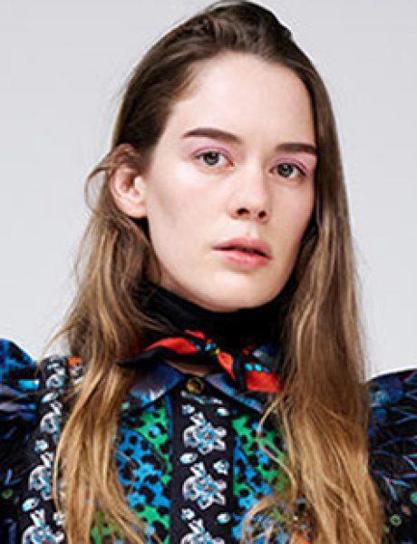 Anna of the North u ekskluzivnoj KENZO x H&M haljini