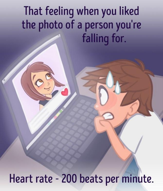 ilustracije kako se ponašamo na društvenim mrežama 8 Ove ilustracije NAJBOLJE pokazuju kako se ponašamo na društvenim mrežama