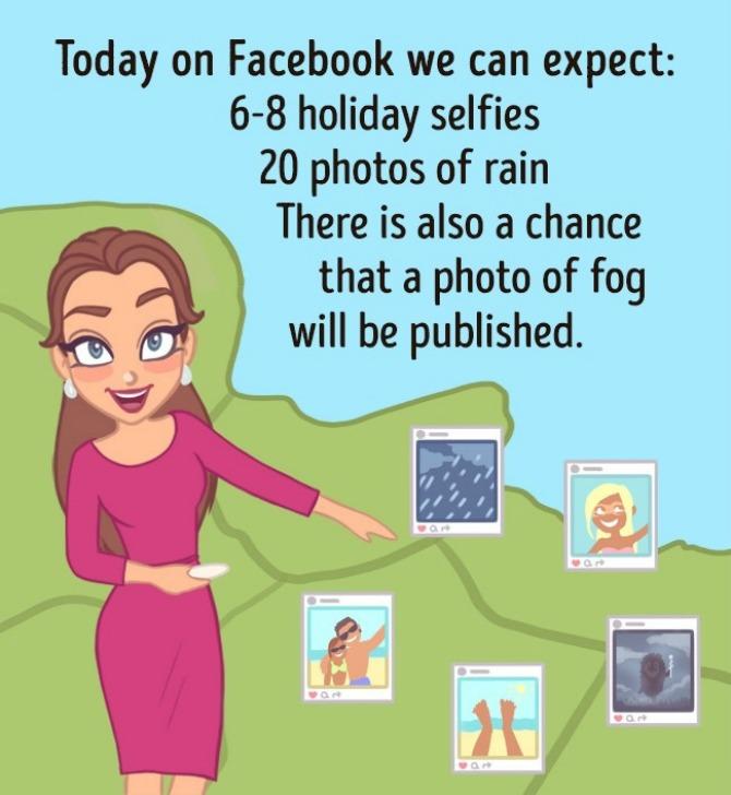 ilustracije kako se ponašamo na društvenim mrežama 9 Ove ilustracije NAJBOLJE pokazuju kako se ponašamo na društvenim mrežama