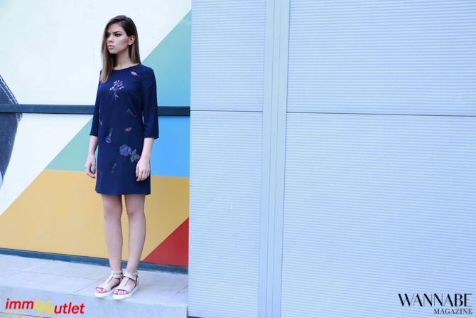 immo predlog 1 Immo Outlet Centar modni predlog: Haljina ravnog kroja za sve prilike