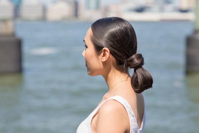 kako da pundjica koju nosi izgleda lepo cak iako je neuredna 1 Evo zašto je messy bun idealna frizura za tebe!