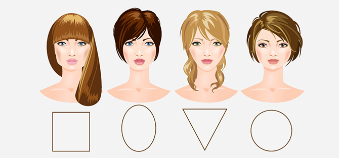 oblici lica Kako da se šminkaš prema obliku lica?