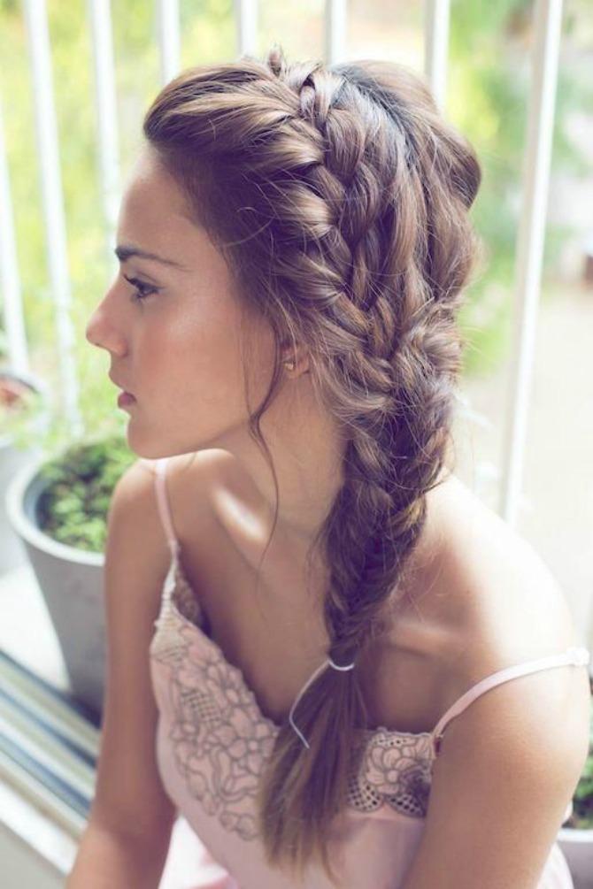 prakticne frizure koje mozete nositi na treningu 2 Praktične frizure koje možete nositi na treningu