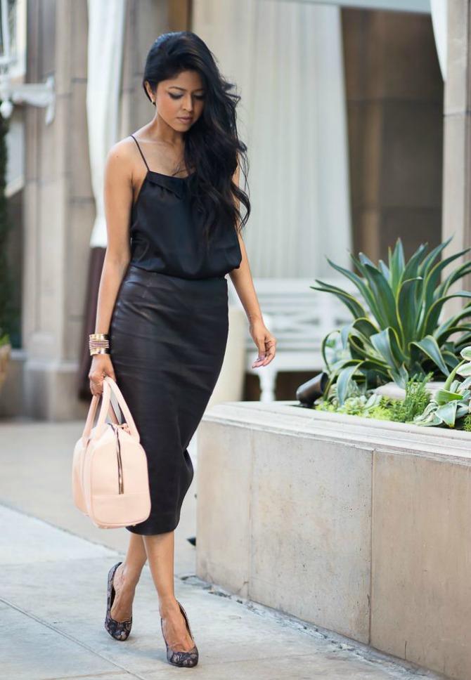 suknja 1 6 sjajnih načina kako da kombinuješ pencil suknju