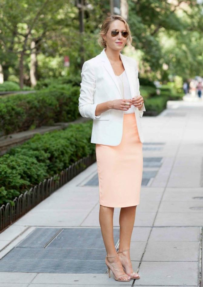 suknja 3 6 sjajnih načina kako da kombinuješ pencil suknju
