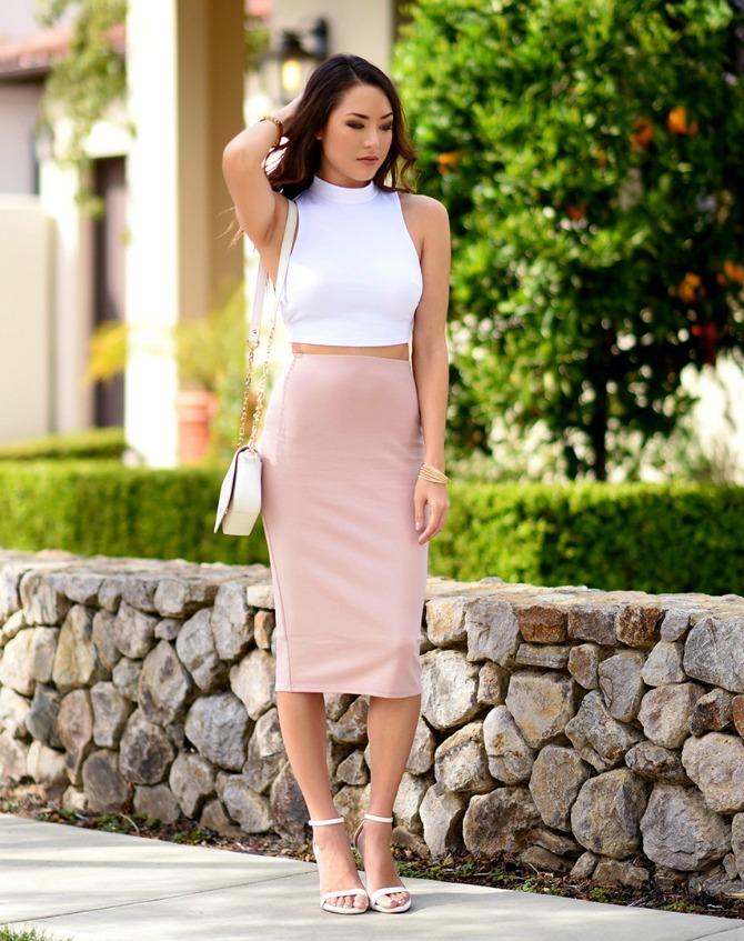 suknja 4 6 sjajnih načina kako da kombinuješ pencil suknju