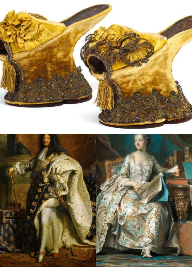 visoke potpetice 1 Visoke potpetice nekad i sad (GALERIJA)