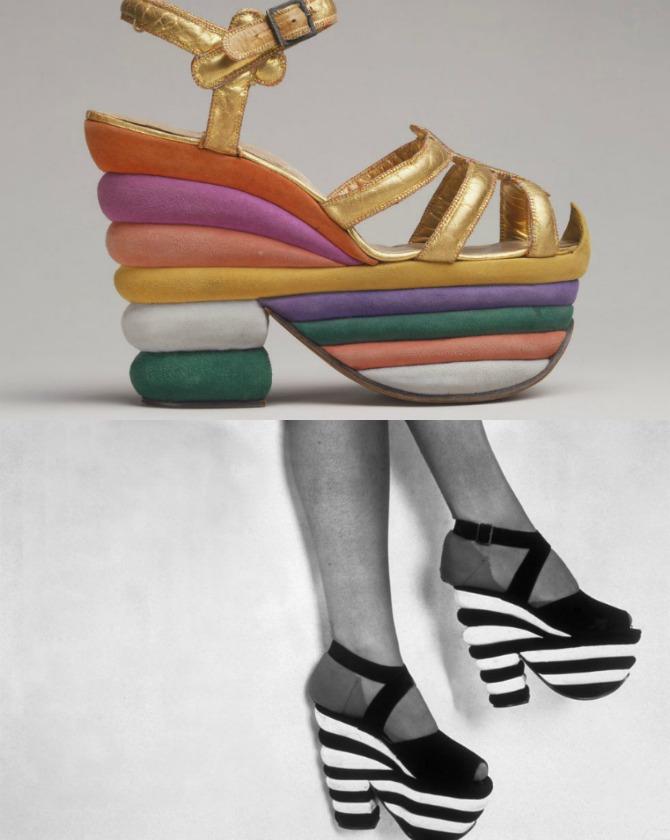 visoke potpetice 4 Visoke potpetice nekad i sad (GALERIJA)