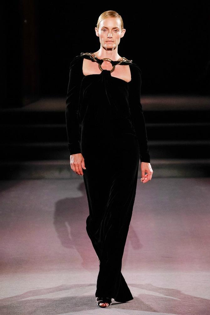 06 tom ford amber valletta Tom Ford: Dugoočekivana revija zasenila Nedelju mode u Njujorku