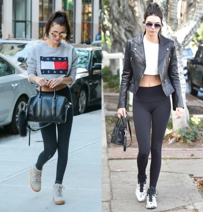 10 trendi načina kako da nosiš helanke ove jeseni 2 10 trendi načina kako da nosiš helanke ove jeseni