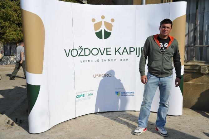 ANDRIJA KUZMANOVIC GLAVNI GLUMAC Dragan Bjelogrlić predstavio svoj novi umetnički projekat
