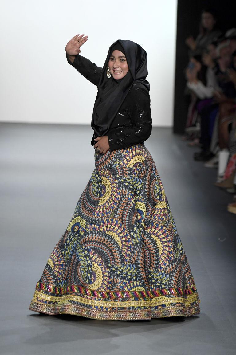 Aniesa Hasibuan 2 Aniesa Hasibuan: Prva dizajnerka koja je predstavila HIDŽAB na Nedelji mode