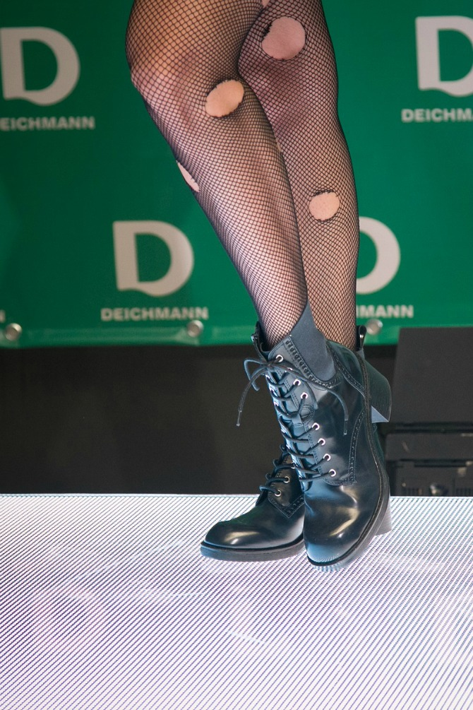 Deichmann revija Buntovnice su u modi: Deichmann predstavio novu kolekciju za jesen/zimu 2016/2017.