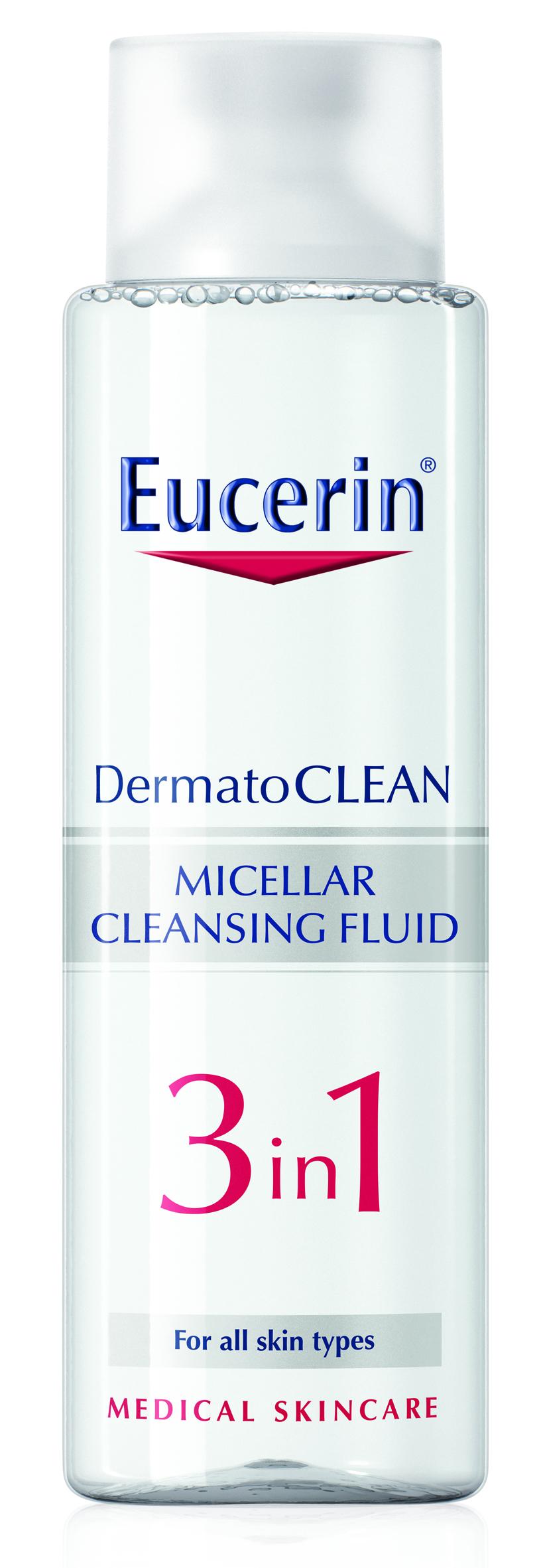 ECN 16822 69754 DermatoClean Micellar Cleansing Fluid 400ml PS Jesenja nega je nezamisliva bez OVIH beauty proizvoda