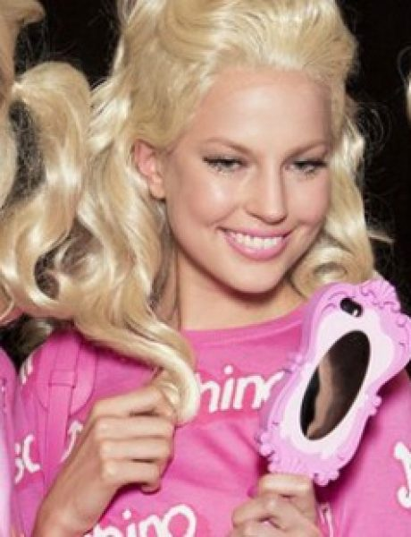 Evolucija Barbi lutke