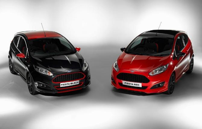 Fiesta RedBlack Nikad bogatije opremljena Ford Fiesta za nikad povoljniju cenu