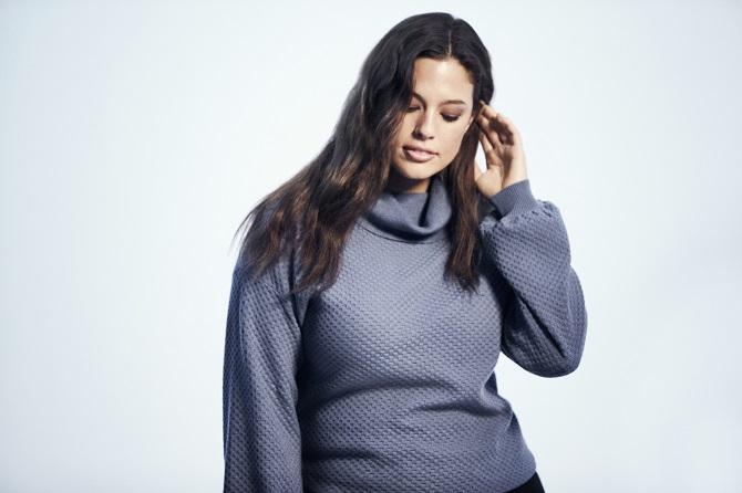 Jesenje modne heroine iza scene 41 Ekskluzivni intervju: Ešli Grejem, plus size model i lice nove Lindex kampanje