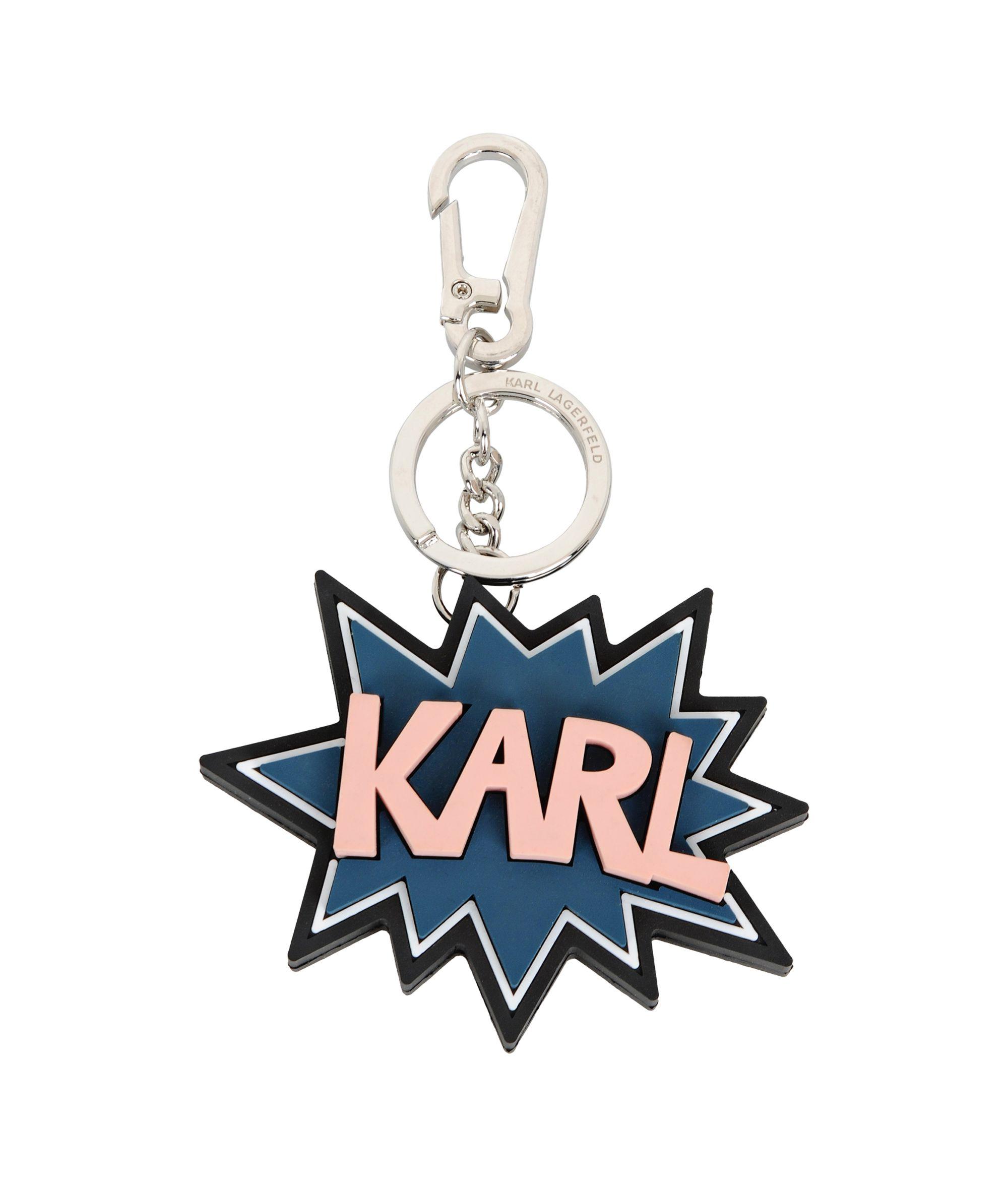 K Pop Rubber Keychain 66KW3809 Karl Lagerfeld accessories: Uvod u uzbudljivu XYZ modnu jesen