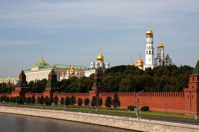Kremlj U ruskom stilu: 9 najpoznatijih atrakcija Moskve