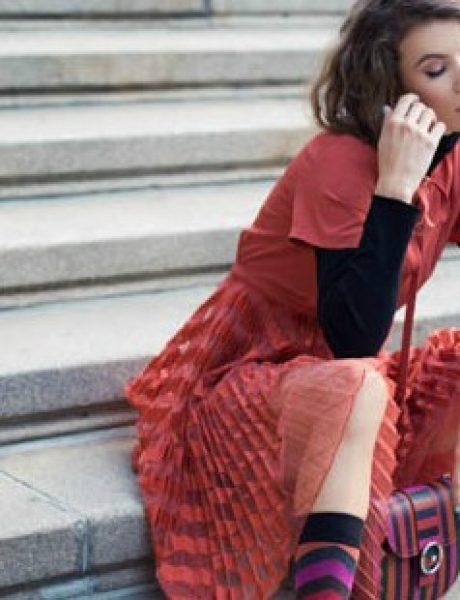 Modni predlog Max&Co: Terakota kao trendi boja za jesen