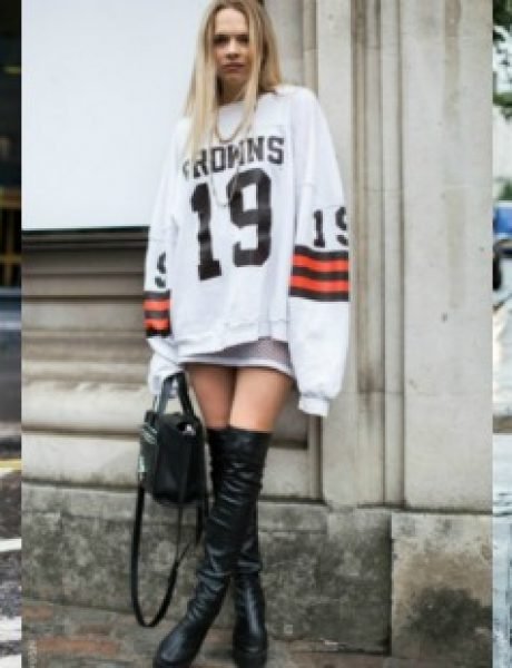 Najinteresantnije Street Style kombinacije Nedelje mode u Londonu