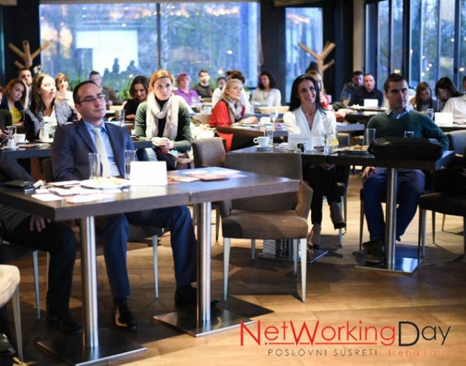 Networking day Stvaramo nove poslovne vrednosti