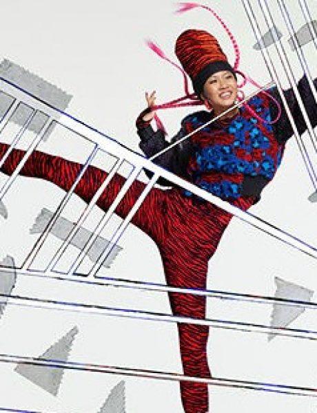 Objavljene prve fotografije koje je Žan-Pol Gude uradio za KENZO x H&M kampanju