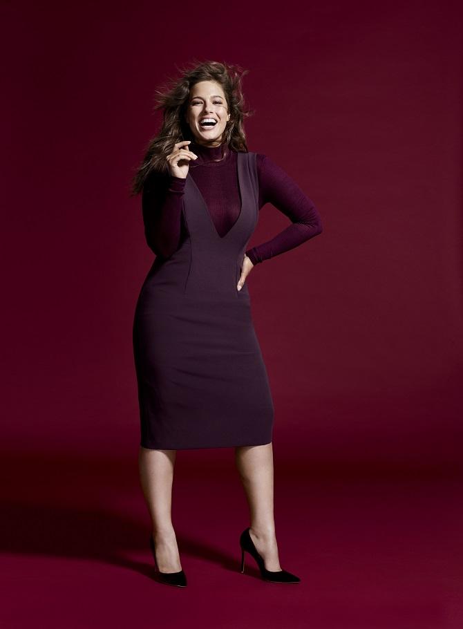 PINK 1 Ekskluzivni intervju: Ešli Grejem, plus size model i lice nove Lindex kampanje