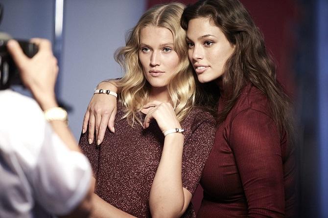 PINK iza scene 3 Ekskluzivni intervju: Ešli Grejem, plus size model i lice nove Lindex kampanje