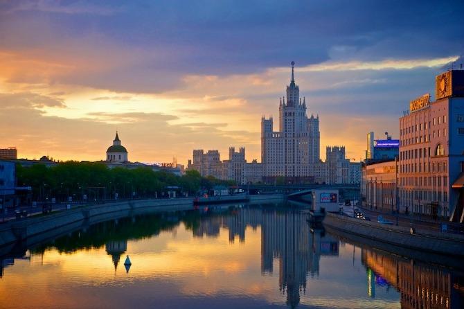 Sestre U ruskom stilu: 9 najpoznatijih atrakcija Moskve