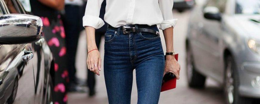 Trendi načini kako da nosiš džins sa visokim strukom