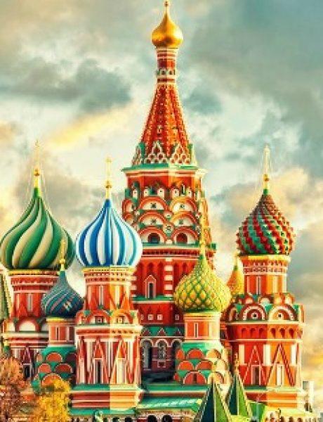 U ruskom stilu: 9 najpoznatijih atrakcija Moskve
