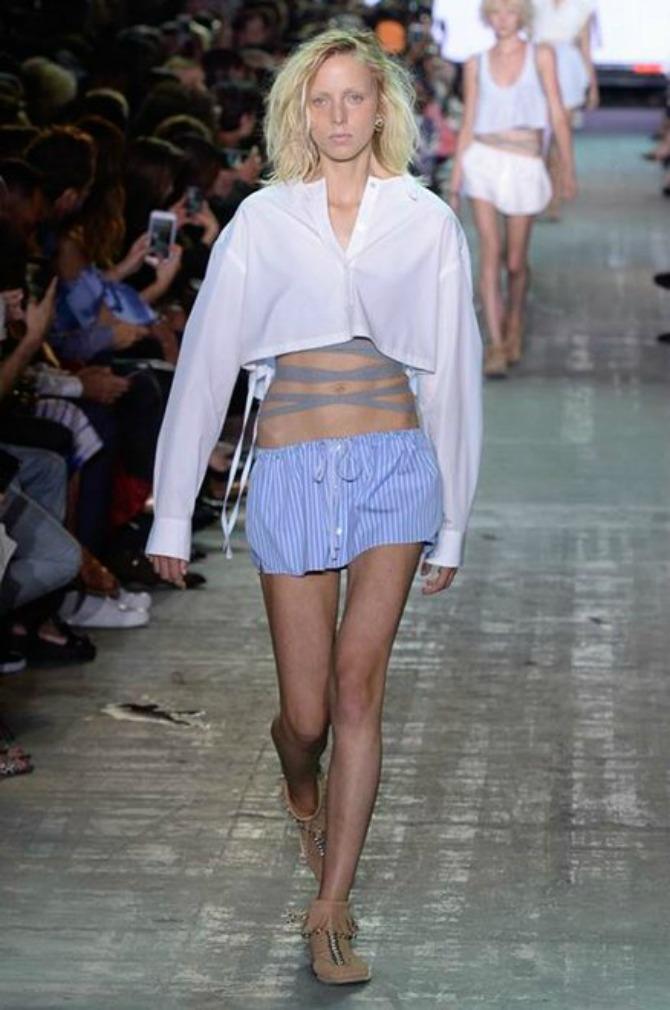 anik Revija Alexander Wang otkrila nove modele koji će tek osvojiti svet mode