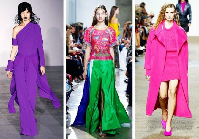 boje 2 Nedelja mode u Londonu: Veliki trendovi koji su SVE promenili!