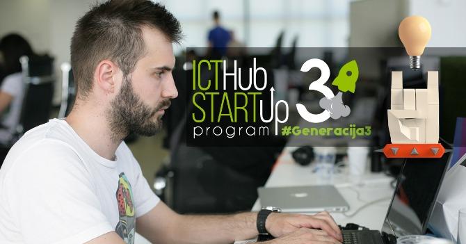 icthubstartupprogram Otvorene prijave za ICT Hub Startup program