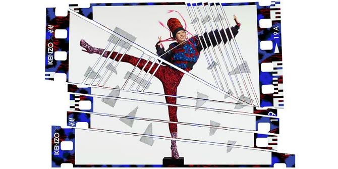 kenzo 2 Objavljene prve fotografije koje je Žan Pol Gude uradio za KENZO x H&M kampanju