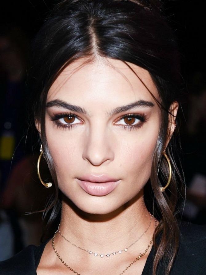 makeup look 6 Ovo je makeup look koji je osvojio Nedelju mode u Londonu