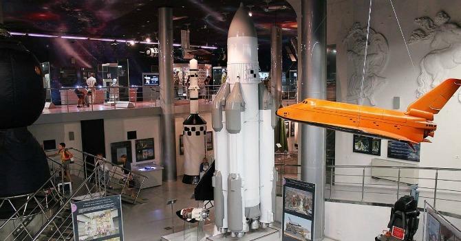 muzej kosmonautike U ruskom stilu: 9 najpoznatijih atrakcija Moskve