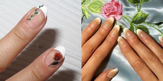 nokti 5 10 novih načina kako da nosiš francuski manikir