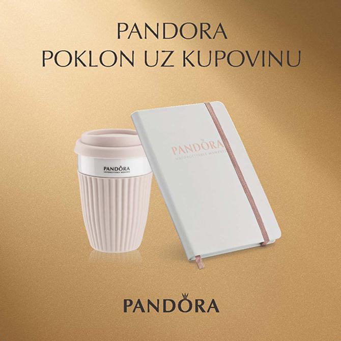 pandora Pandora pripremila sjajne poklone za svoje kupce