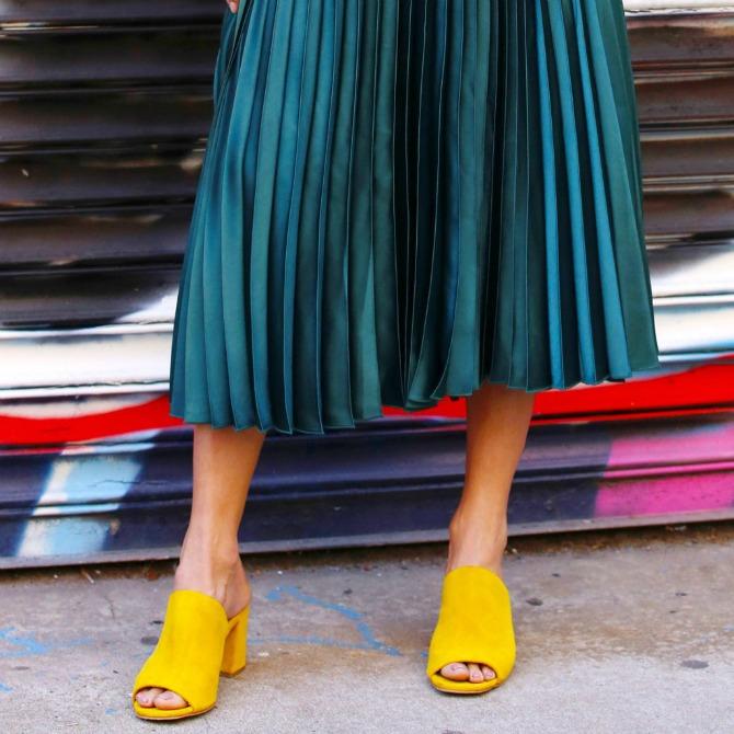 papuce 11 Nedelja mode u Njujorku: Street Style aksesoari koje ćemo obožavati