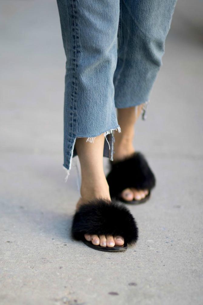 papuce 31 Nedelja mode u Njujorku: Street Style aksesoari koje ćemo obožavati