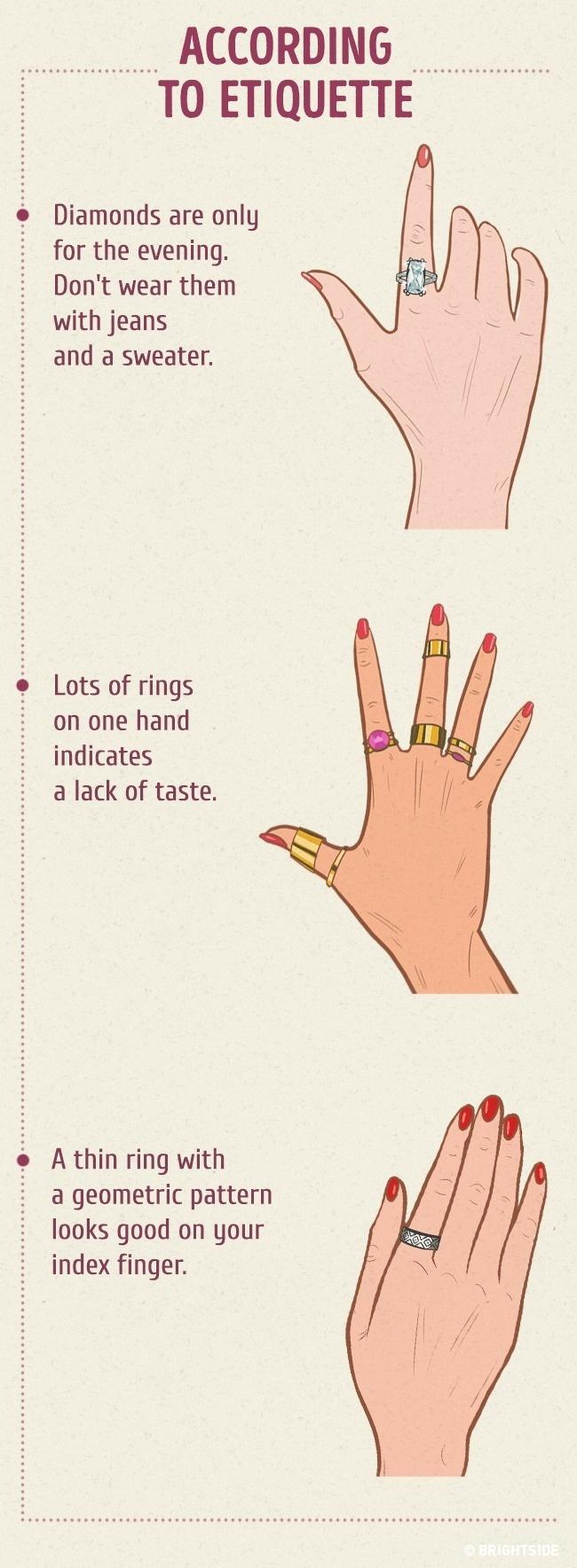 prstenje 4 Sve što bi trebalo da znaš o izboru i nošenju prstenja