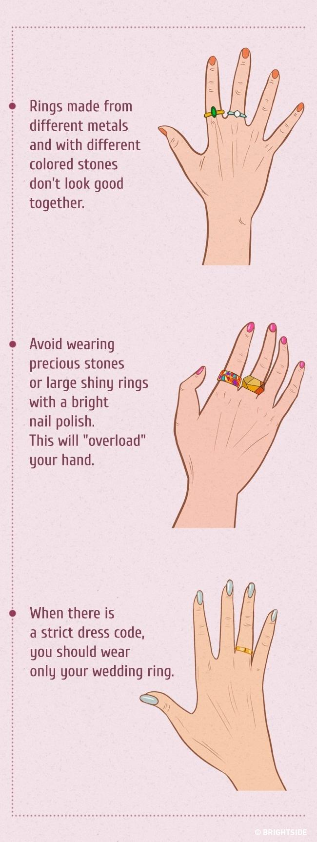 prstenje 5 Sve što bi trebalo da znaš o izboru i nošenju prstenja
