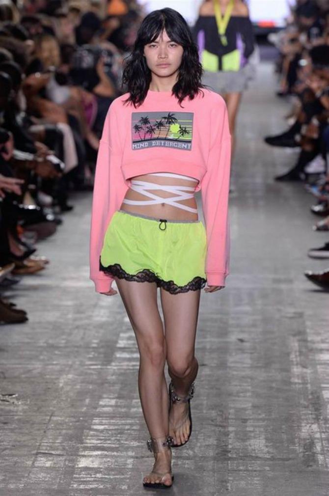 rina Revija Alexander Wang otkrila nove modele koji će tek osvojiti svet mode