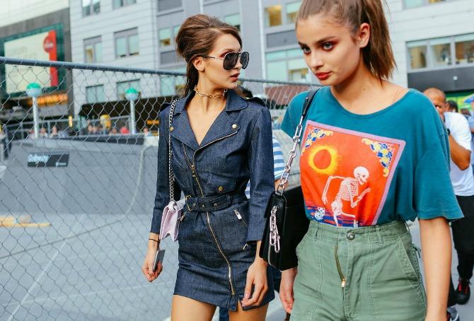 street style 1 Nedelja mode u Njujorku: Najbolja Street Style izdanja za proleće 2017.